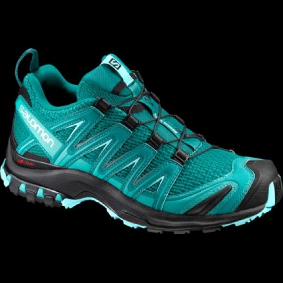 luonteen kengät valtava valikoima uk myymälä Salomon XD pro 3D shoes Women's size 8